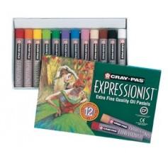 Набор масляной пастели CRAY-PAS EXPRESSIONIS, 12 цветов
