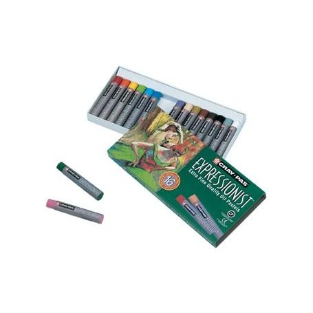 Набор масляной пастели CRAY-PAS EXPRESSIONIS, 16 цветов