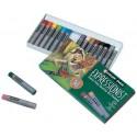 Набор масляной пастели Sakura Cray-Pas Expressionist, 16 цветов, картонная упаковка