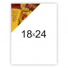 Холст на подрамнике Сонет 100% хлопок, крупное зерно, 18x24