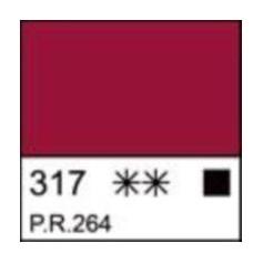 Масляная краска Краплак красный (А) Ладога, 46 мл.
