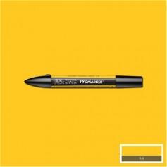 Маркер двусторонний Promarker W&N Желтый подсолнечник(Y156, Sunflower)
