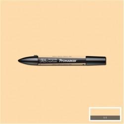 Маркер двусторонний Promarker W&N Желтый ваниль (O929, Vanilla)