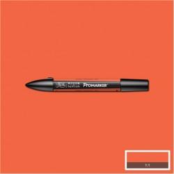Маркер двусторонний Promarker W&N Оранжевый (R866, Orange)