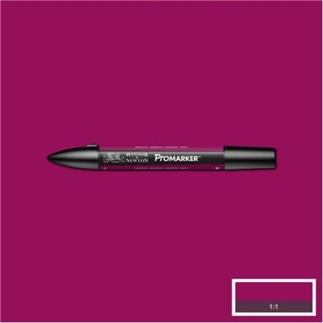 Маркер двусторонний Promarker W&N Бордовый темный (M544, Maroon)