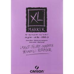Альбом для маркеров Canson XL, А3, 70 г/м2, 100л.