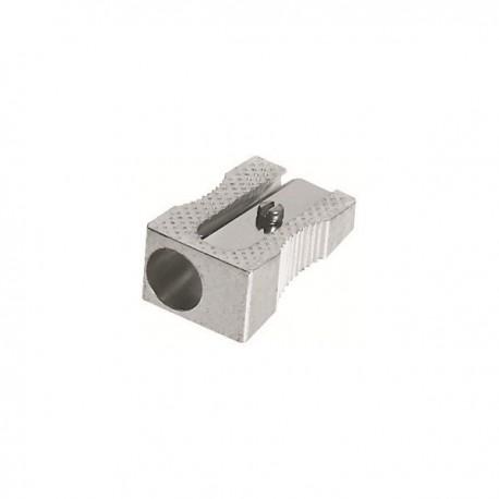 Точилка металлическая для художественных карандашей c одним отверстием Faber-Castell