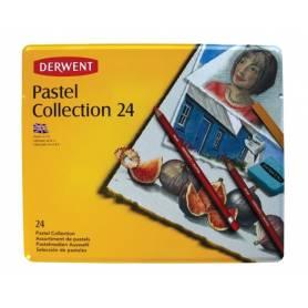 Пастельный набор Pastel Colection Derwent 24 шт.