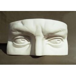Гипсовые глаза Давида