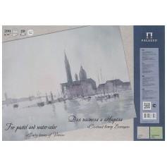 """Планшет для пастели и акварели """"Соленый ветер Венеции"""", А3, 20 л., 200 г/м²"""