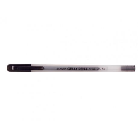 Черная гелевая ручка Gelly Roll Classic