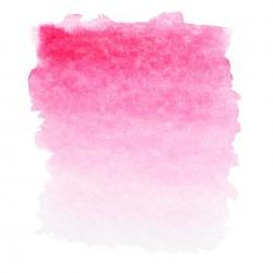 """Фиолетово-розовый хинакридон акварель """"Белые ночи"""", кювет 2.5 мл."""