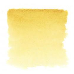 """Охра желтая акварель """"Белые ночи"""", кювет 2.5 мл."""