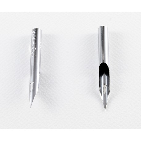 Перо Tachikawa Mapping-pen T-77 мягкого типа (хром)