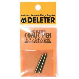 Набор перьев Deleter Mapping-pen 2 шт. (бронза)