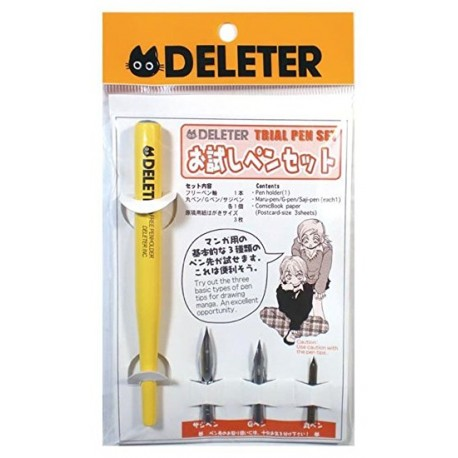 Набор для рисования манги Deleter