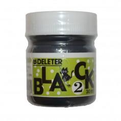 Черные чернила для манги и комиксов Deleter Black 2
