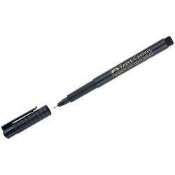"""Ручка капиллярная Faber-Castell """"Finepen 1511"""" черная, 0,4 мм."""