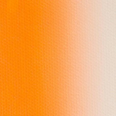 Масляная краска кадмий оранжевый Мастер-класс, туба 46 мл.