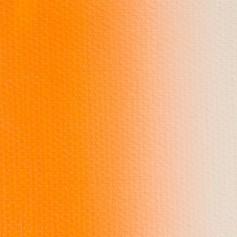 Масляная краска кадмий оранжевый Мастер-класс, 46 мл.