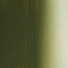 Масляная краска оливковая Мастер-класс, 46 мл.