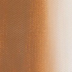 Масляная краска охра золотистая Мастер-класс, туба 46 мл.