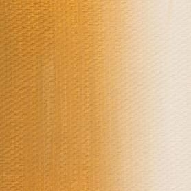 Масляная краска охра желтая Мастер-класс, 46 мл.