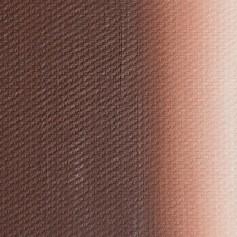 Масляная краска Сиена жжёная, туба 46 мл.