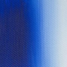 Масляная краска ультрамарин светлый Мастер-класс, 46 мл.