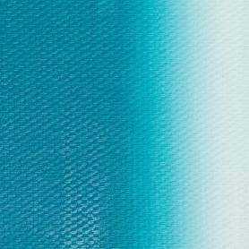 Масляная краска бирюзовая Мастер-класс, 46 мл.