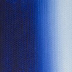 Масляная краска ультрамарин темный Мастер-класс, 46 мл.