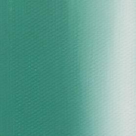 Масляная краска кобальт зелёный светлый Мастер-класс, 46 мл.