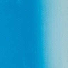 Масляная краска небесно-голубая Мастер-класс, 46 мл.