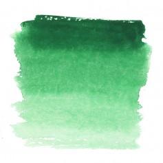 Акварельная краска Желто-зеленая Белые ночи, кювет 2.5 мл.