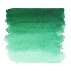 Акварельная краска Зеленая светлая Белые ночи, кювет 2.5 мл.