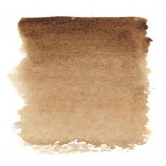 Акварельная краска Марс коричневый Белые ночи, кювет 2.5 мл.