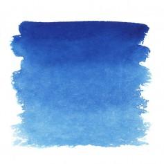 Акварельная краска Ярко-голубая Белые ночи, кювет 2.5 мл.