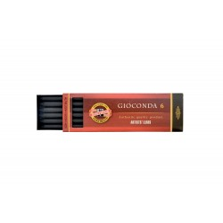 Набор стержней Koh-i-noot Gioconda MIX №2, 5.6 мм., 6 шт.
