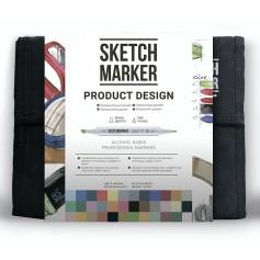 Набор маркеров SKETCHMARKER Product 36 set - Промышленный дизайн