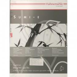 "Альбом для каллиграфии Hahnemuhle ""SUMI-E"", 30х40 см., 20 л., 80 г/м2., склейка"