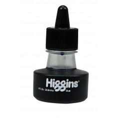 Чернила синие Higgins Blue Dye-Based, 1 OZ (29,6 мл.)
