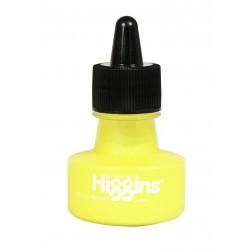 Чернила лимонные Higgins Lemon Pigment-Based, 1 OZ (29,6 мл.)