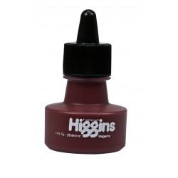 Чернила маджента Higgins Magenta Pigment-Based, 1 OZ (29,6 мл.)