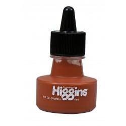 Чернила красные Higgins Red Pigment-Based, 1 OZ (29,6 мл.)
