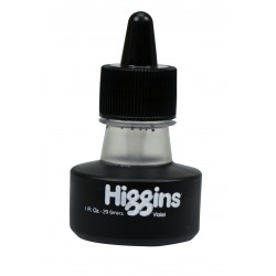 Чернила фиолетовые Higgins Violet Pigment-Based, 1 OZ (29,6 мл.)