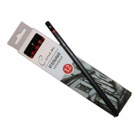 Угольный карандаш Сонет, твердый