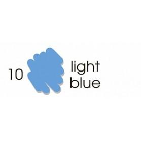 Маркер-кисть акварельный Marvy Artists Brush Светло-синий (№10, Light Blue)
