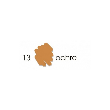 Маркер-кисть акварельный Marvy Artists Brush Охра (№13, Ohre)