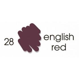 Маркер-кисть акварельный Marvy Artists Brush Английский красный (№28, English Red)
