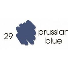 Маркер-кисть акварельный Marvy Artists Brush Прусский синий (№29, Prussian Blue)